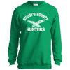 Buddy's Bounty Hunters Youth Crewneck Sweatshirt - Generation T