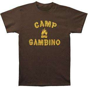 Childish Gambino Camp Gambino Adult Shirt - Generation T