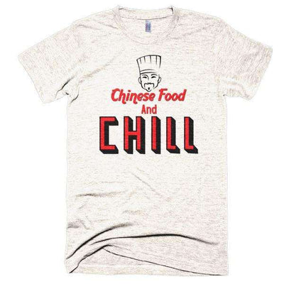Chinese Food and Chill Short Sleeve Soft Unisex T-Shirt` - Generation T
