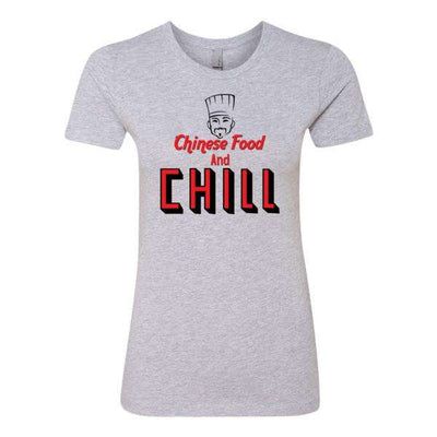 Chinese Food and Chill Women's t-shirt - Generation T