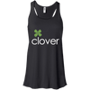 Clover Department Store Flowy Racerback Tank - Generation T