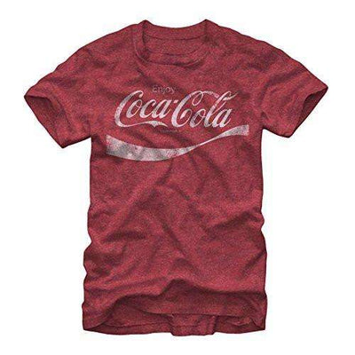 Coca Cola Taste of Time Mens Graphic T Shirt - Generation T