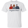 Congrats Birds Football T-Shirt