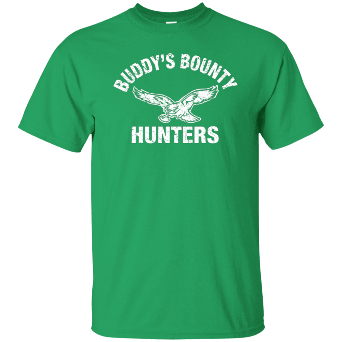 Cyber Special Buddy's Bounty Hunters T-Shirt