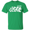 Cyber Special Hartford Whalers Pucky All Over T-Shirt