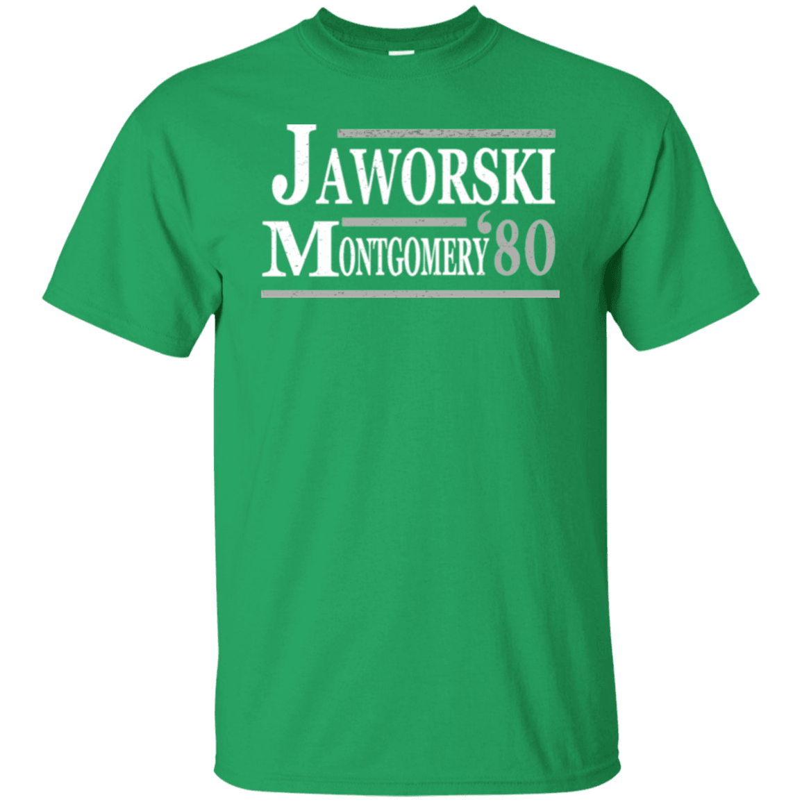 Cyber Special Jaws Montgomery Party T-Shirt