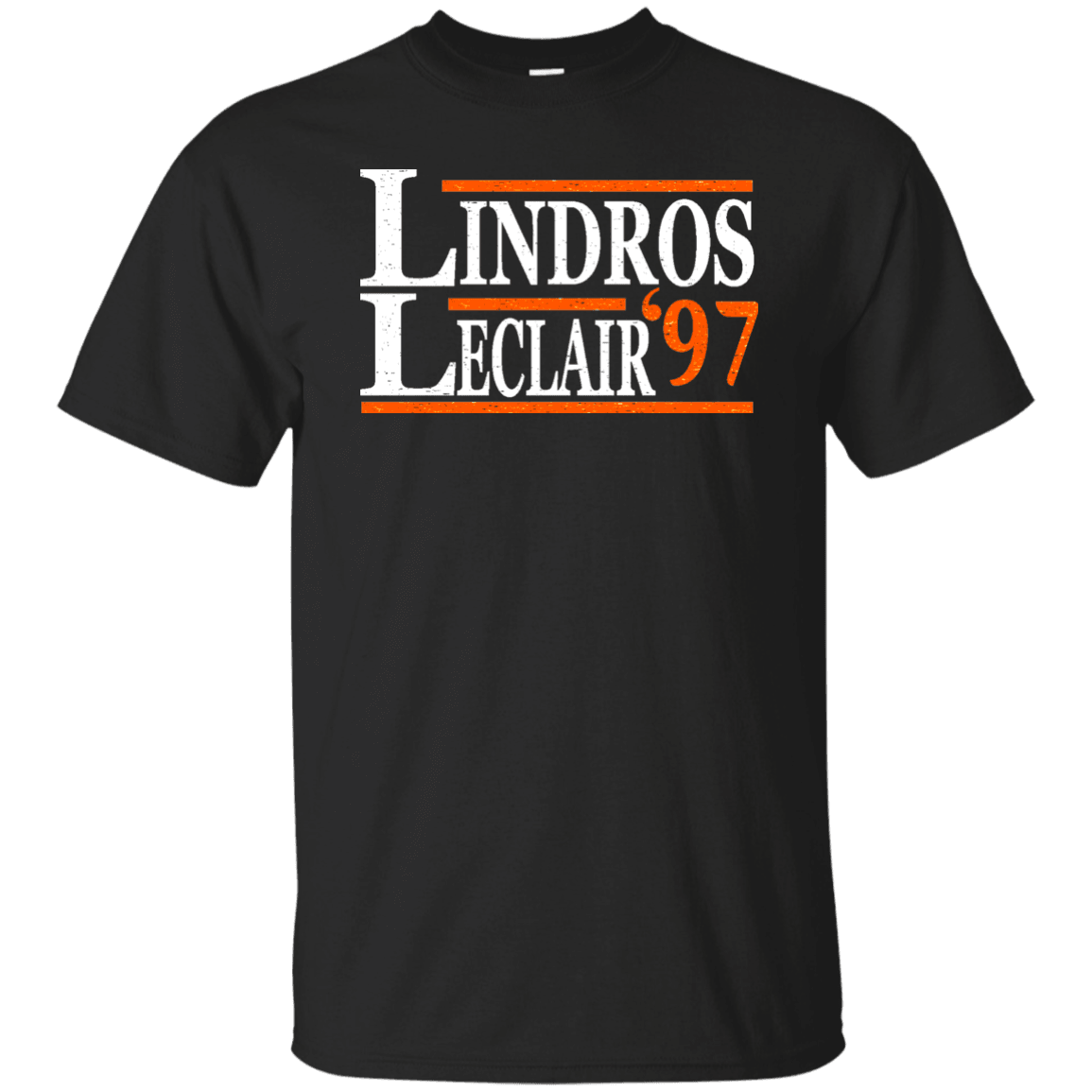 Cyber Special Lindros Leclair 97 Party T-Shirt