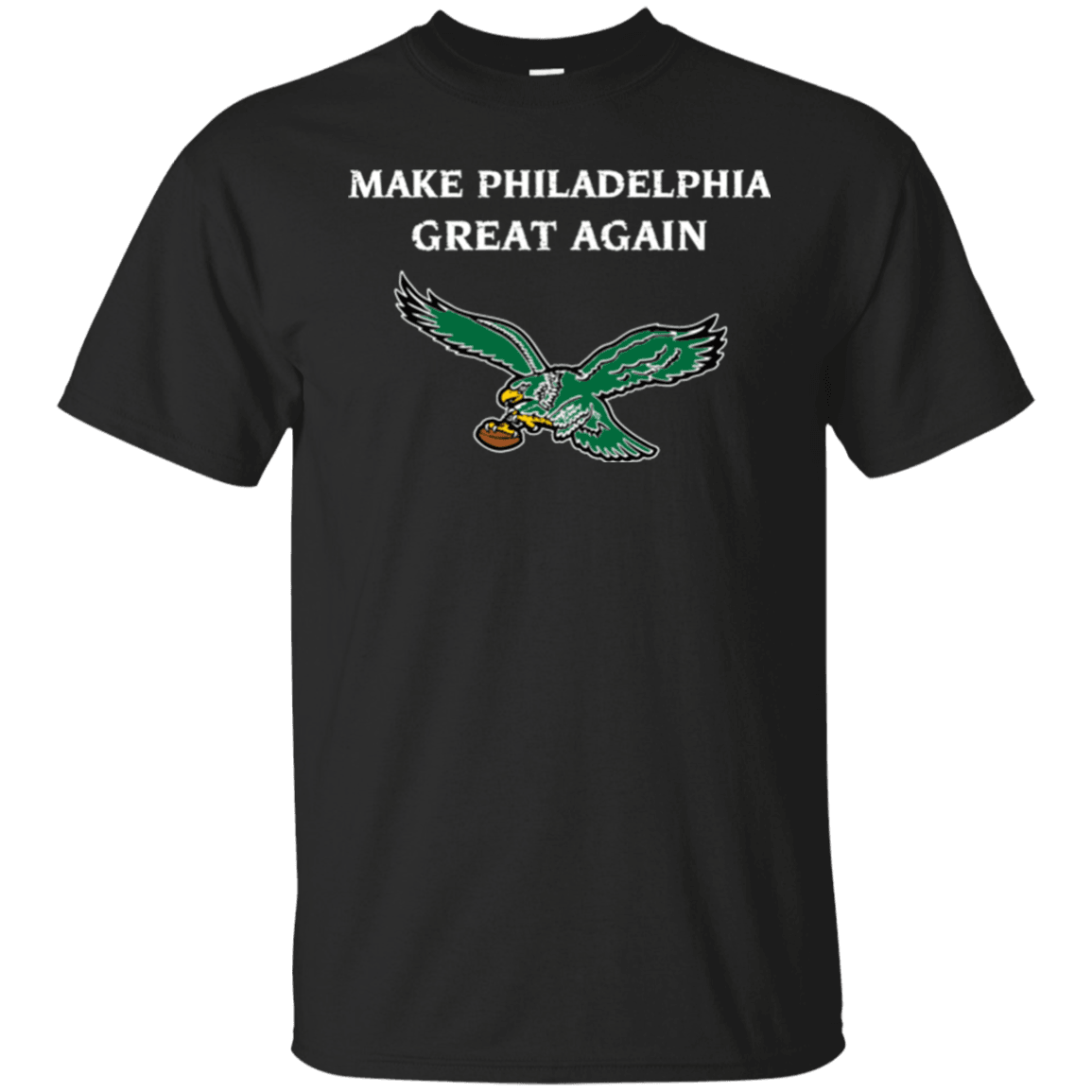 Cyber Special Make Philly Great Again T-Shirt