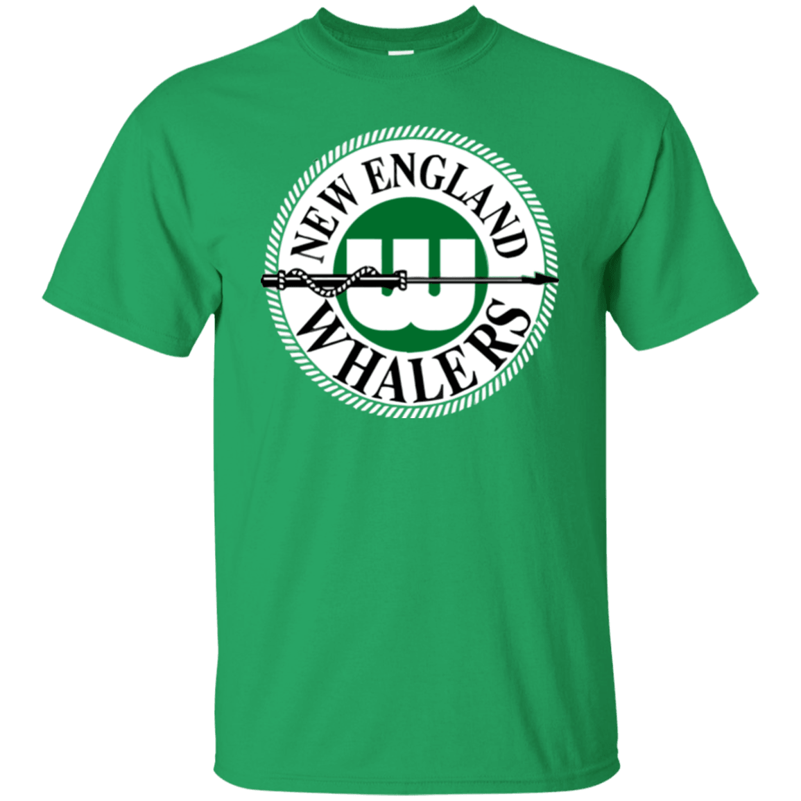 Cyber Special New England Whalers T-Shirt