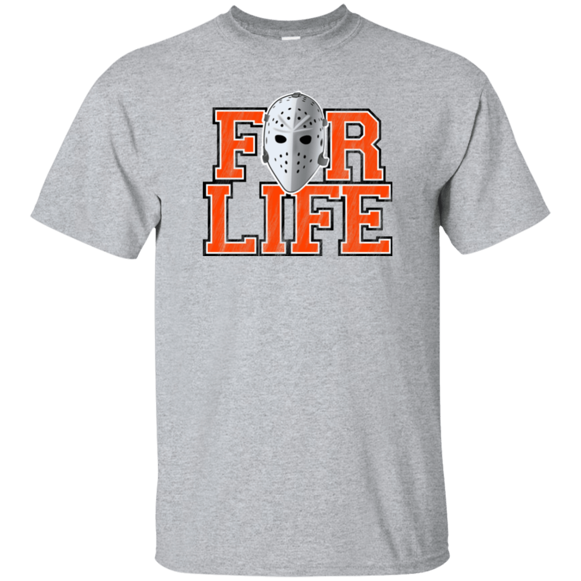 Cyber Special Philly Hockey For Life T-Shirt