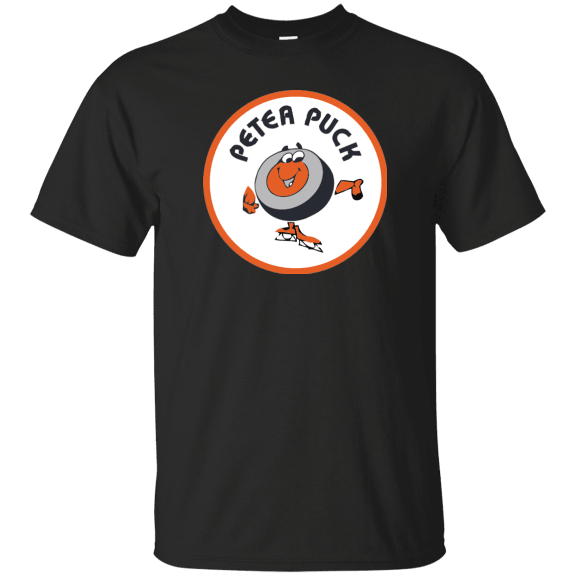 Cyber Special Retro Peter Puck T-Shirt
