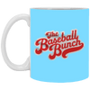 Cyber Special The Baseball Bunch White Mug