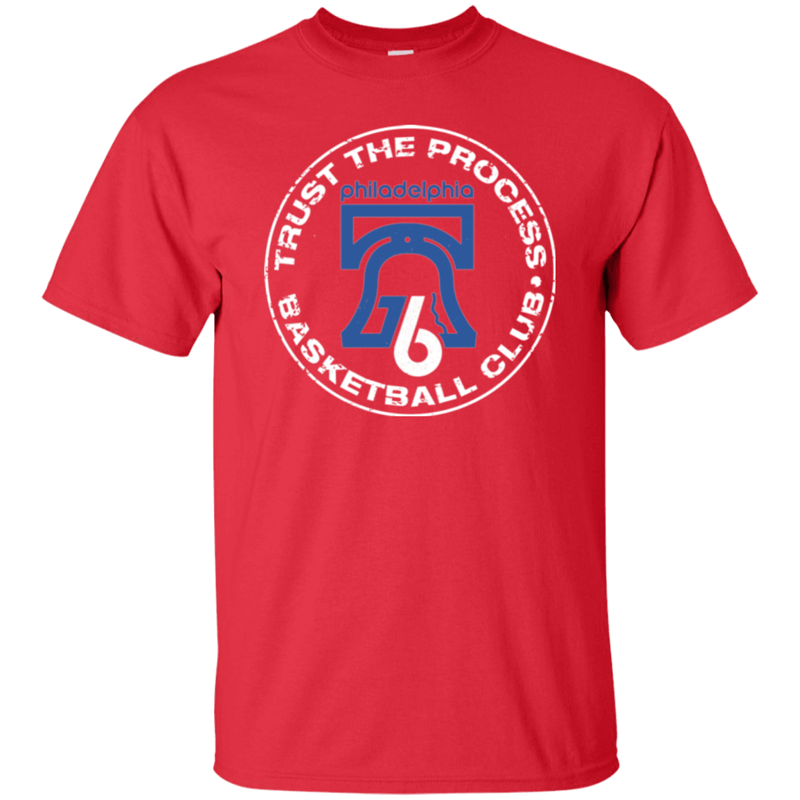 Cyber Special Trust the Process Hoops Club T-Shirt