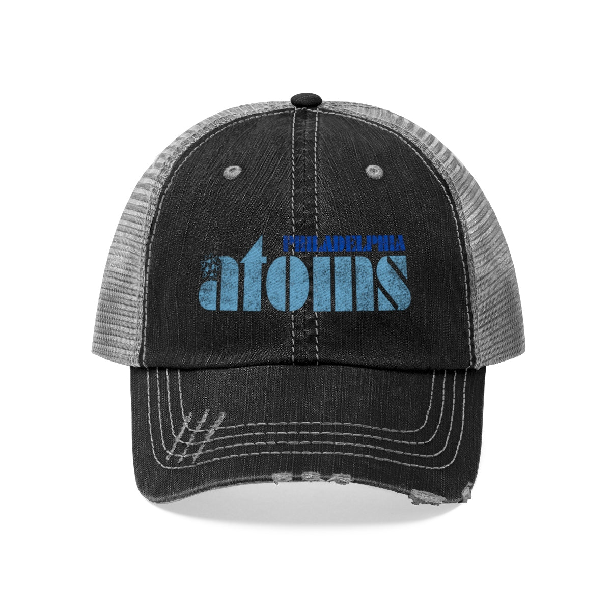 Retro Philadelphia Atoms Unisex Trucker Hat