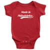 Retro Made in Philadelphia Infant Bodysuit