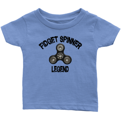 Fidget Spinner Legend Kids T-Shirt