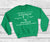 Double Doink Unisex Crewneck Sweatshirt