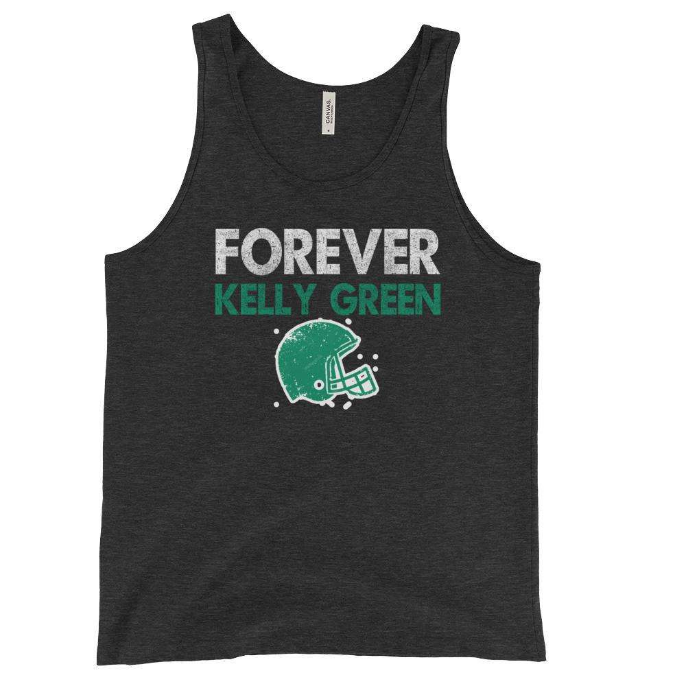 e59c752ab7855b Forever Kelly Green Unisex Tri Blend Tank Top - Generation T
