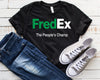 FredEx The Peoples Champ Unisex Jersey Short Sleeve Tee