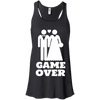 Game Over Flowy Racerback Tank