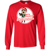 Garcia Merry Christmas Philadelphia Inspired LS Ultra Cotton T-Shirt