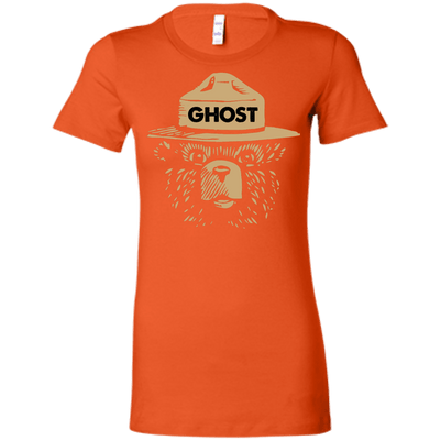 Ghost Bear Prevent  Bella+Canvas Ladies Favorite T-Shirt
