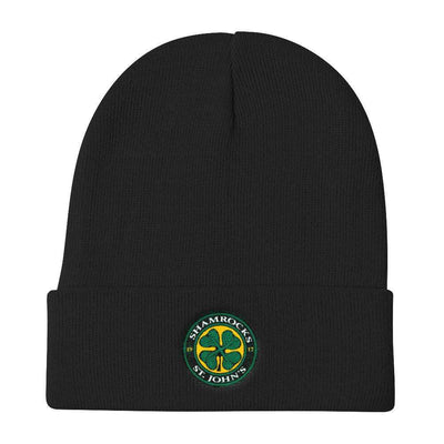 Goon Inspired Embroidered Knit Beanie