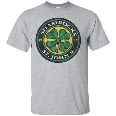Goon Inspired St. John's Shamrocks Shirt