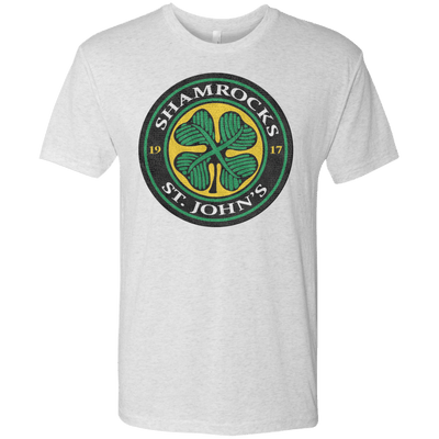 Goon Inspired St. John's Shamrocks Tri-Blend Tee
