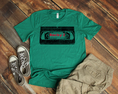 Retro Philly VCR Unisex Jersey Short Sleeve Tee