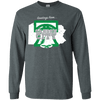 Greetings from Carson City Map Long Sleeve Shirt