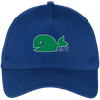Hartford Whalers Pucky Inspired Five Panel Twill Cap