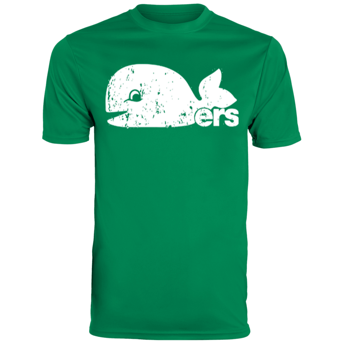 Hartford Whalers Pucky Inspired Men s Dri Fit Wicking T-Shirt 65945e760