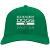 Hungry Dogs Run Faster Twill Cap
