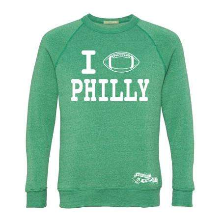 I Philly Football Unisex Sweatshirt
