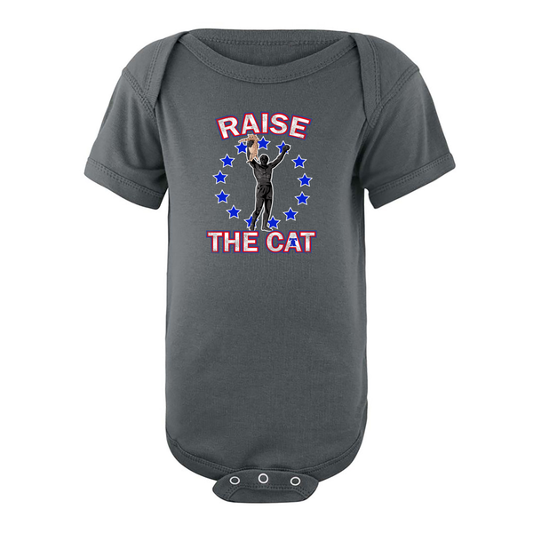 Raise The Cat Infant One Piece - Generation T