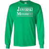 Jaworski Montgomery 1980 Green Long Sleeve Ultra Cotton T-Shirt