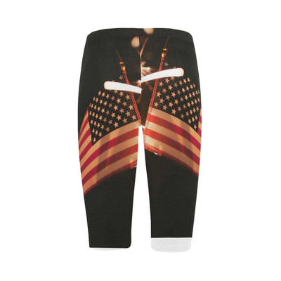 July 4th Hestia Cropped Leggings