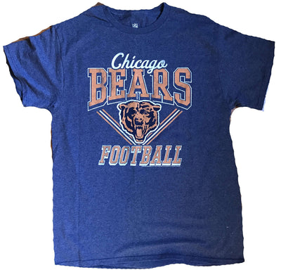 Junk Food Chicago Bears Football Mens T-Shirt