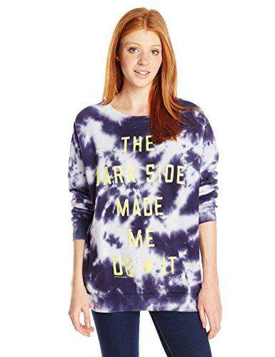 Junk Food Womans Star Wars The Dark Side Sweatshirt