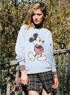 Mickey Mouse Blue Sweater - Generation T