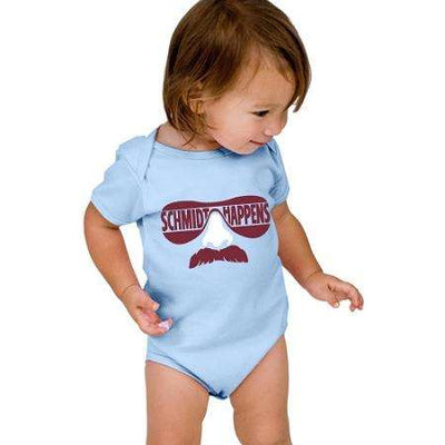 Kids Schmidt Happens Infant Snapsuit