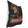 Broad Street Hockey Inspired Pillow