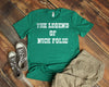 The Legend of Nick Foles Unisex Jersey Short Sleeve Tee