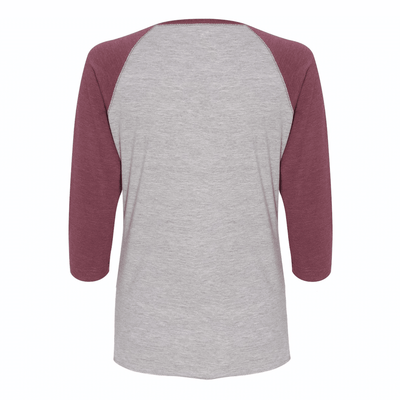 Local Ladies Raglan