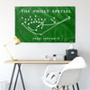 The Philly Special Wall Flag