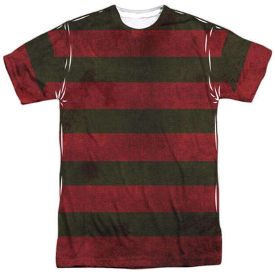 Mens Nightmare on Elm Street Freddy Sweater Vibrant Sublimation Tee