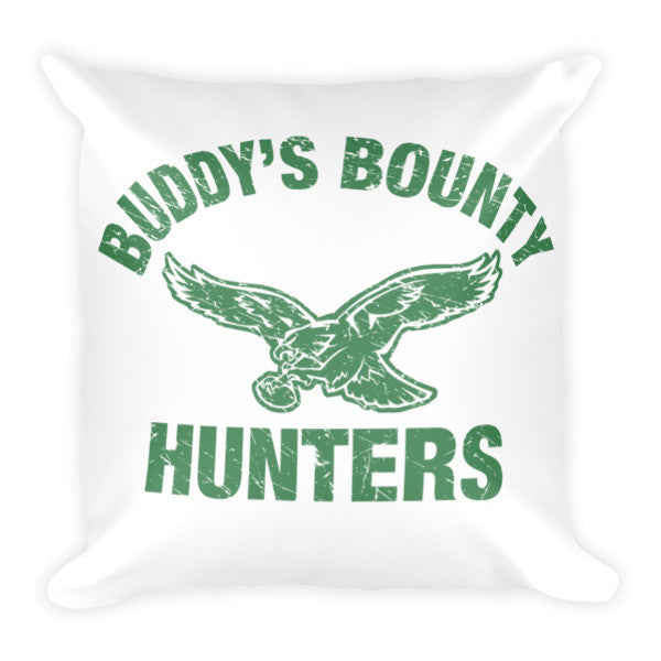 Retro Buddy's Bounty Hunters Soft Pillow - Generation T