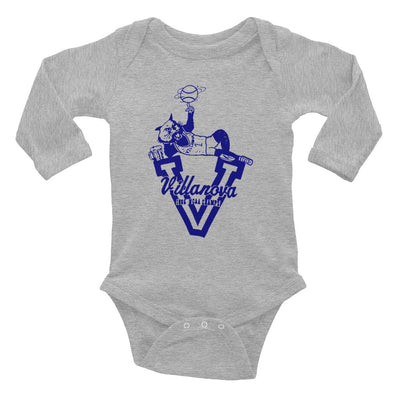 Nova 85 Champs Inspired Infant Long Sleeve Bodysuit - Generation T