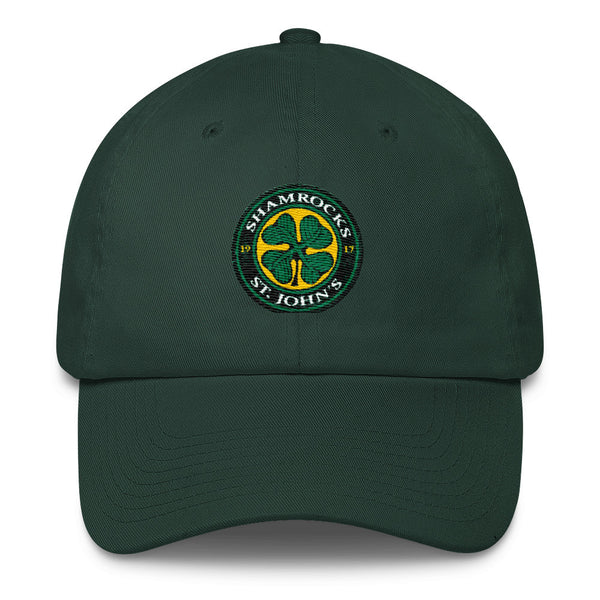 St. John's Shamrocks Cotton Embroidered Cap - Generation T